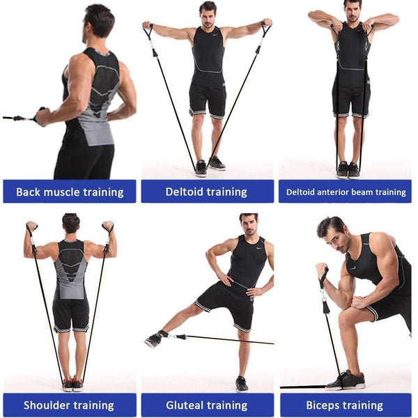 RESISTANCE BAND | 30LBS | GYMSUPPLEMENTSUS.COM