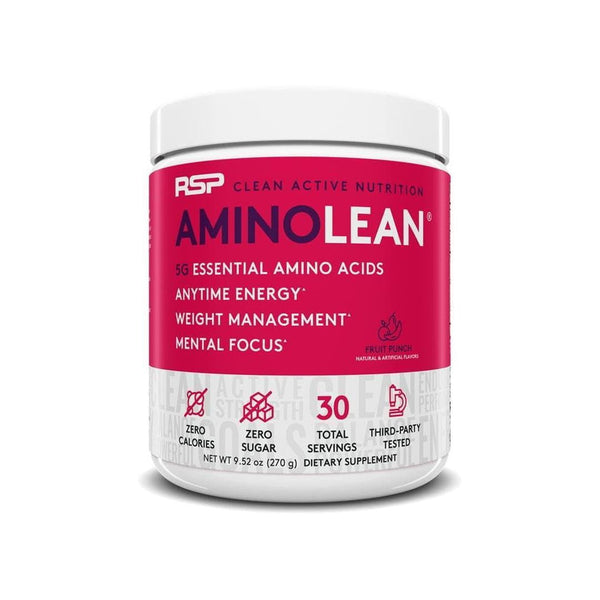 RSP AMINO LEAN - GYM SUPPLEMENTS U.S