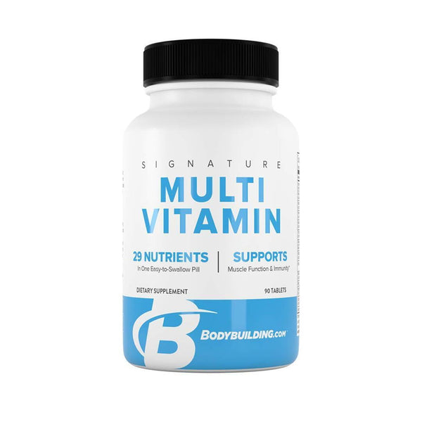 SIGNATURE MULTIVITAMIN - 45 SERVINGS | GYM SUPPLEMENTS U.S