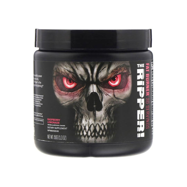 THE RIPPER FAT BURNER | 30 SERVINGS | RASPBERRY LEMONADE | GYMSUPPLEMENTSUS.COM