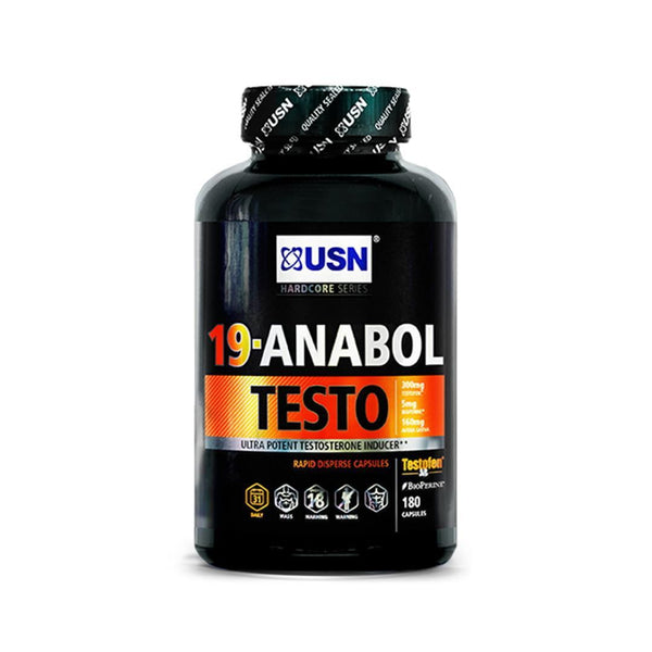USN19 ANABOL TESTO | 22 SERVINGS | GYM SUPPLEMENTS U.S