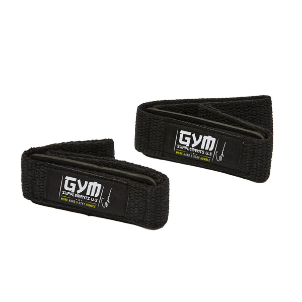 WORKOUT PADDED LIFTING STRAPS | GYM SUPPLEMENTS U.S.