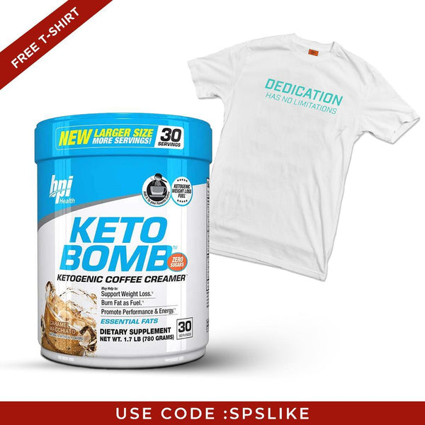 bpi keto bomb | best price at gymsupplementsus.com