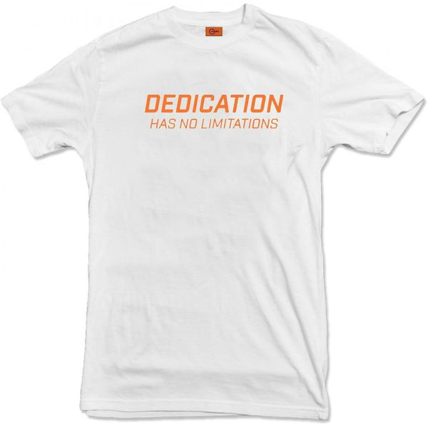 DEDICATION SERIES T-SHIRT | GYM SUPPLEMENTS U.S| GYMSUPPLEMENTSUS.COM