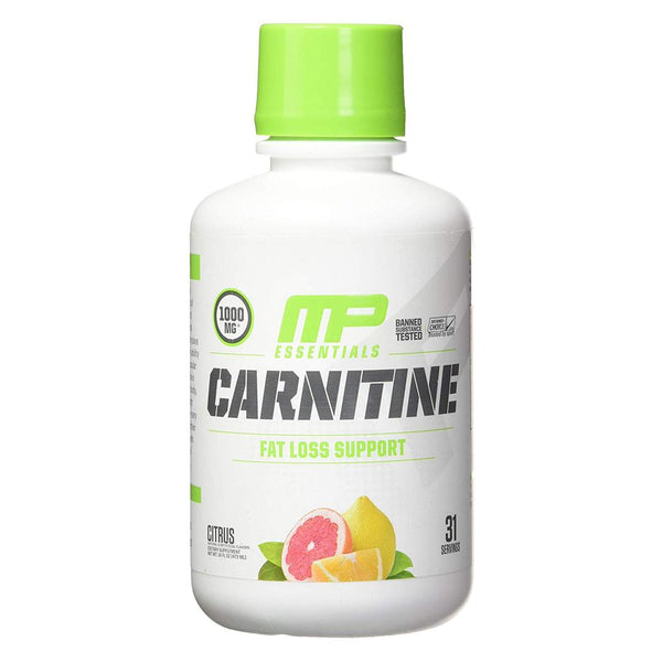 MP CARNITINE LIQUID - CITRUS FLAVOR | GYM SUPPLEMENTS U.S