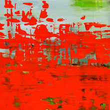 Load image into Gallery viewer, Leo Jacobs, Abstract Red