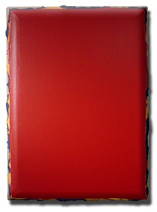 RV Bulck    Colourfield Red