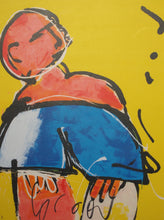Load image into Gallery viewer, Herman Brood, Hermanetje, zeefdruk