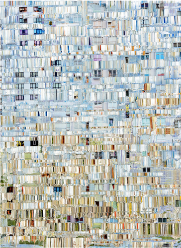 Leo Jacobs, Abstract Windows