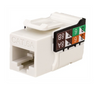 Cat6A RJ45 Punch Down Keystone Jack