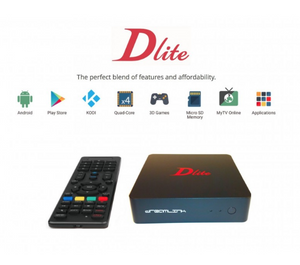 Dreamlink Dlite Set-Top Box