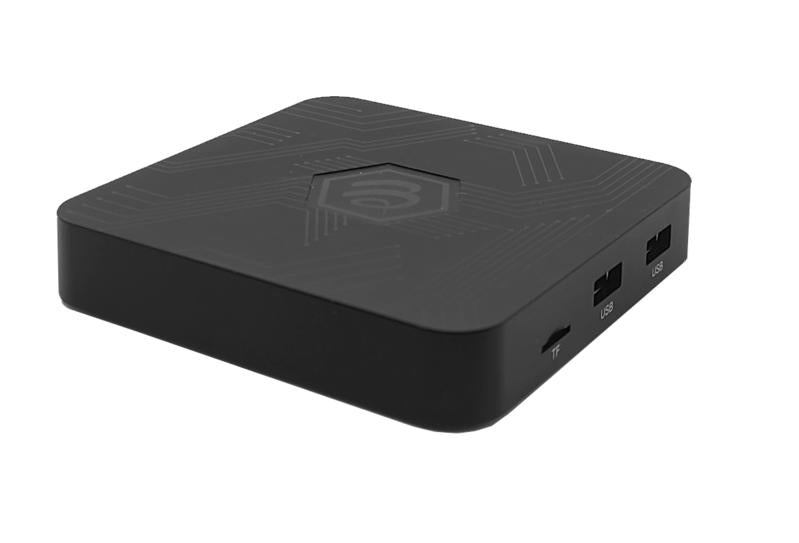 BuzzTV Essentials E1Plus Android 4K IPTV Box