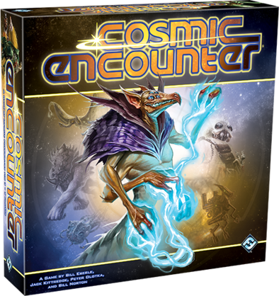 Cosmic Encounter - 42nd Anniversary Edition | Gamerz Cafe
