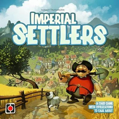 Imperial Settlers | Gamerz Cafe