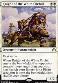 Knight of the White Orchid [Magic Origins] | Gamerz Cafe