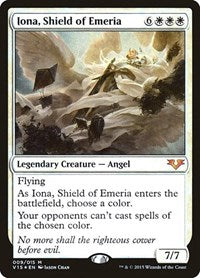 Iona, Shield of Emeria [From the Vault: Angels] | Gamerz Cafe