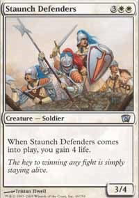 Staunch Defenders [Eighth Edition] | Gamerz Cafe
