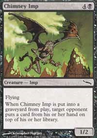 Chimney Imp [Mirrodin] | Gamerz Cafe