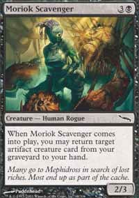 Moriok Scavenger [Mirrodin] | Gamerz Cafe