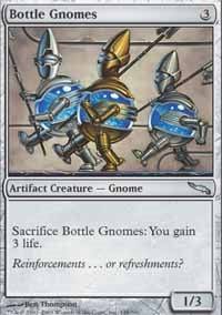 Bottle Gnomes [Mirrodin] | Gamerz Cafe