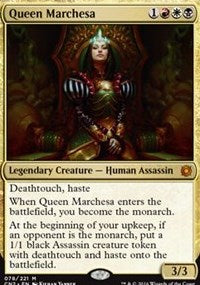 Queen Marchesa [Conspiracy: Take the Crown] | Gamerz Cafe