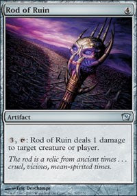 Rod of Ruin [Ninth Edition] | Gamerz Cafe