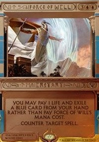Force of Will [Amonkhet Invocations] | Gamerz Cafe