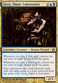Circu, Dimir Lobotomist [Ravnica: City of Guilds] | Gamerz Cafe