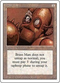 Brass Man [Revised Edition] | Gamerz Cafe