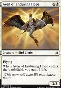 Aven of Enduring Hope [Hour of Devastation] | Gamerz Cafe