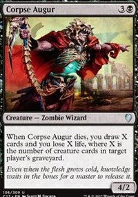 Corpse Augur [Commander 2017] | Gamerz Cafe