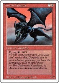 Granite Gargoyle [Revised Edition] | Gamerz Cafe