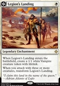 Legion's Landing [Ixalan] | Gamerz Cafe
