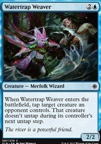 Watertrap Weaver [Ixalan] | Gamerz Cafe