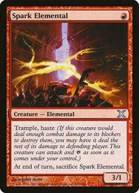 Spark Elemental [Tenth Edition] | Gamerz Cafe