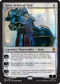 Karn, Scion of Urza [Dominaria] | Gamerz Cafe