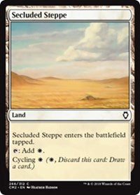 Secluded Steppe [Commander Anthology Volume II] | Gamerz Cafe
