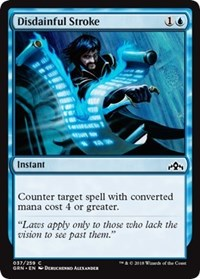 Disdainful Stroke [Guilds of Ravnica] | Gamerz Cafe