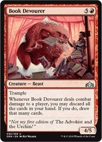 Book Devourer [Guilds of Ravnica] | Gamerz Cafe