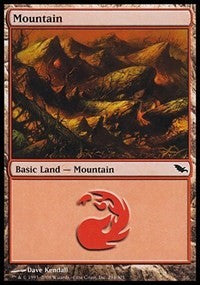 Mountain (294) [Shadowmoor] | Gamerz Cafe
