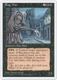 Rag Man [Fourth Edition] | Gamerz Cafe