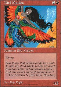 Bird Maiden [Fifth Edition] | Gamerz Cafe