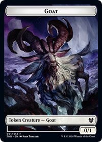 Goat Token [Theros Beyond Death] | Gamerz Cafe