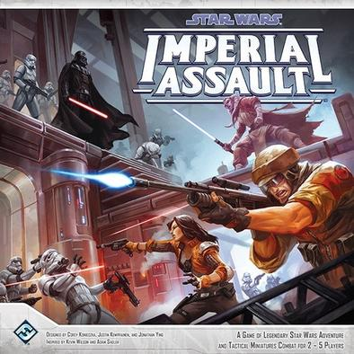 Star Wars Imperial Assault | Gamerz Cafe