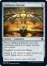 Cliffhaven Kitesail [Zendikar Rising] | Gamerz Cafe