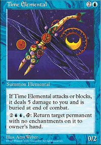 Time Elemental [Fifth Edition] | Gamerz Cafe