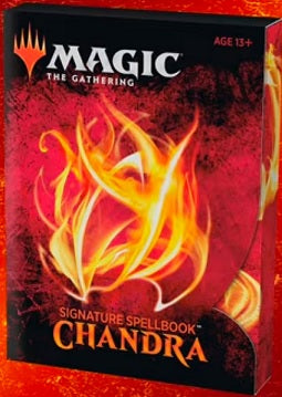 Signature Spellbook: Chandra (In-Store Pickup June 26th) | Gamerz Cafe