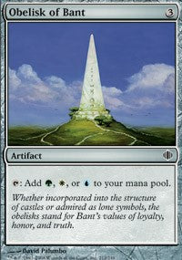 Obelisk of Bant [Shards of Alara] | Gamerz Cafe