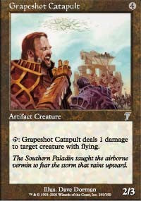Grapeshot Catapult [Seventh Edition] | Gamerz Cafe
