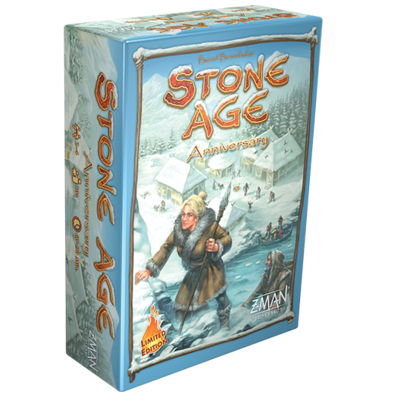Stone Age Anniversary | Gamerz Cafe